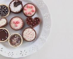 バレンタイン 甘くない お菓子