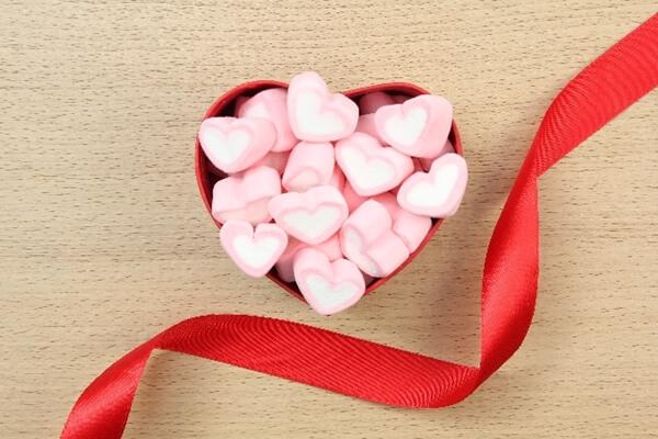 バレンタインでマシュマロがもつ意味は?知っておきたいお返しの作法!